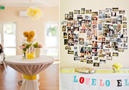 6 DIY Decorations To Make Your Engagement Party Personal To You Bachelorett