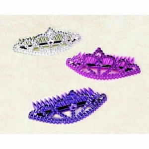 Colorful Tiara Combs