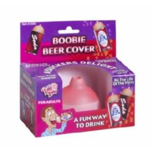 Boob Beer Cover